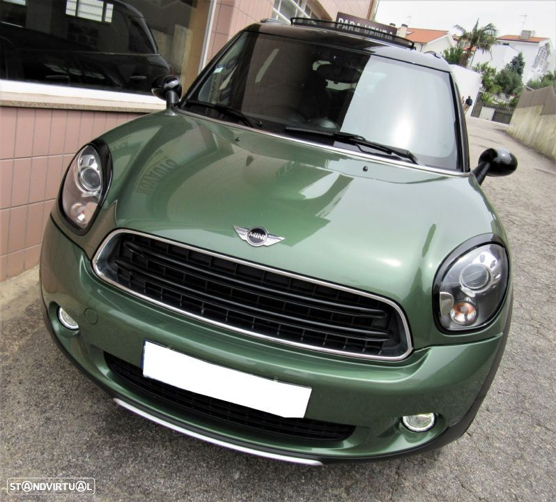 MINI Countryman Cooper D - 13