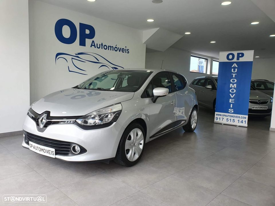Renault Clio 1.5 DCI Dynamic GPS - 1