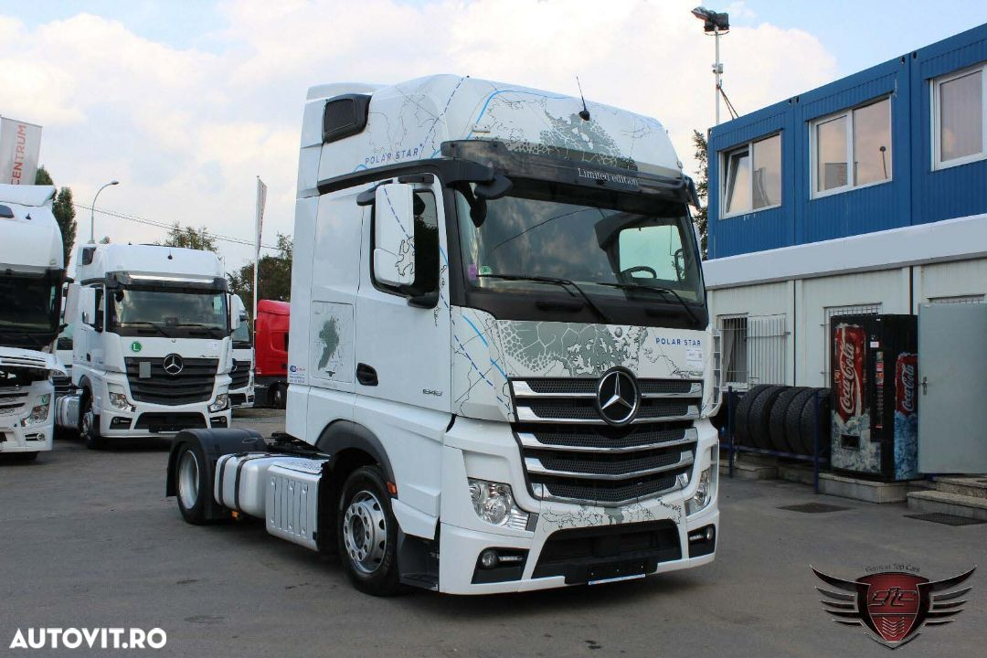 Mercedes-Benz Actros 1848 Euro 6 2015 Nr. Int 10936 Leasing - 1