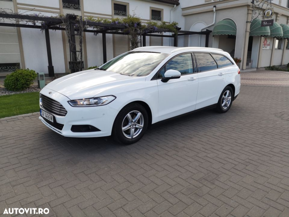 Ford Mondeo Mk5 - 15