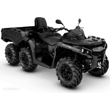Can-Am Outlander MAX 6X6 1000 PRO+ T SIDE WALL Model z 2019 - 1