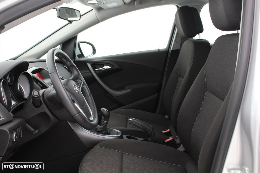 Opel Astra Sports Tourer 1.3 CDTi Selection S/S - 39
