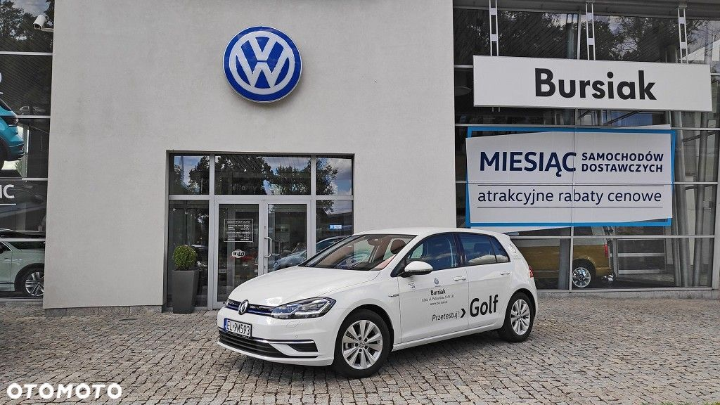 Volkswagen Golf Comfortline 1.5 TSI ACT BlueMotion 130 KM manualna,DEMO,LED,7 poduszek - 1