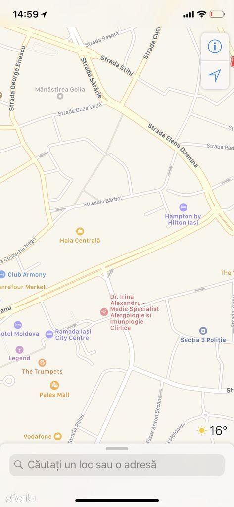 Spatiu Comercial de inchiriat, Iași (judet), Strada Agatha Bârsescu - Foto 1