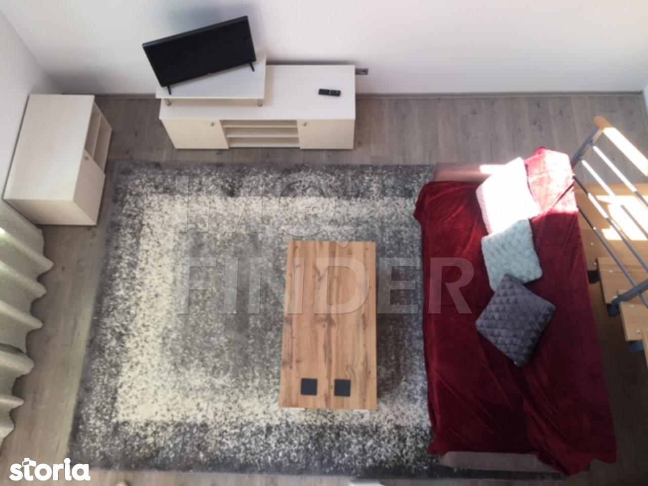 Apartament de inchiriat, Cluj (judet), Strada Milcov - Foto 1