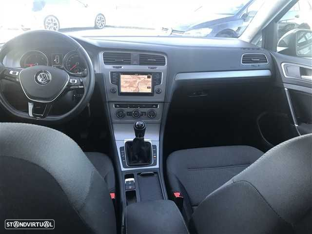 VW Golf Variant 1.6 TDi GPS Edition - 15