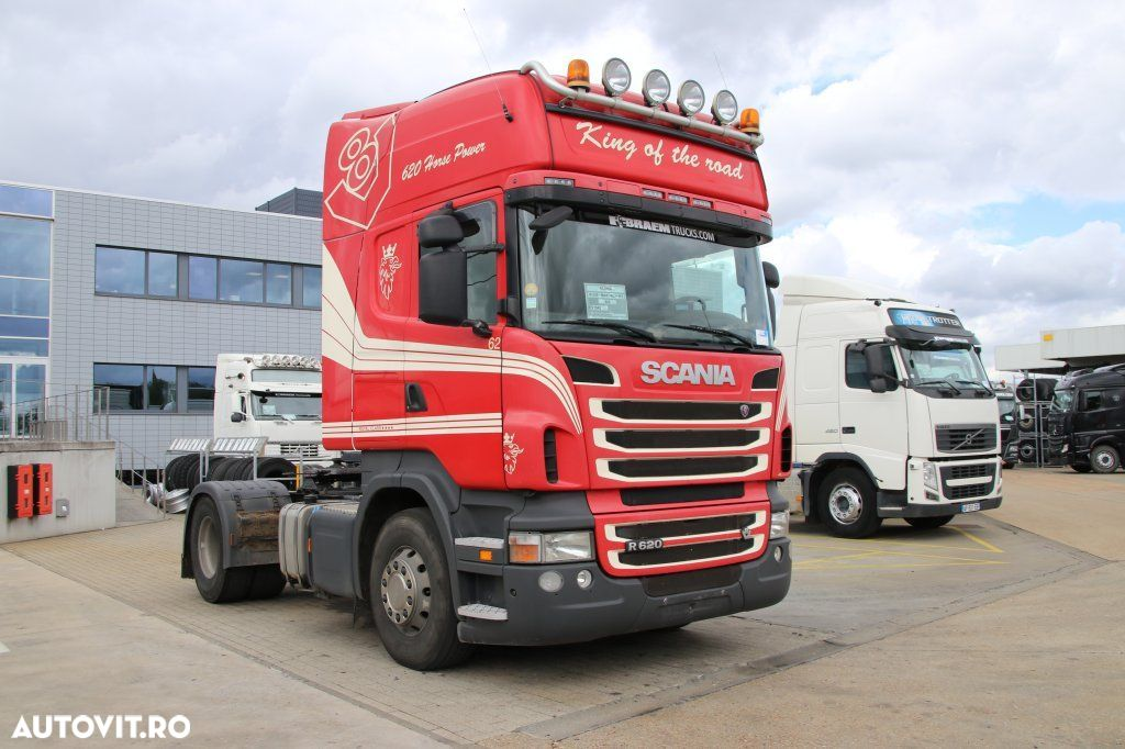 Scania R620+MANUAL+INTARDER+KIPHYDR. - 3