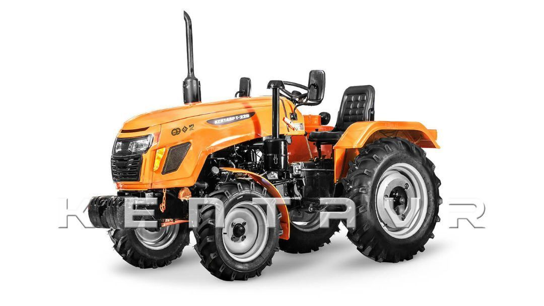 Tractor KENTAVR T-220, 22CP, 2x4WD - 2