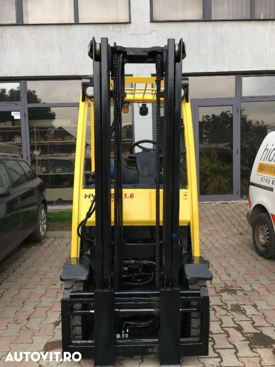 Hyster Motostivuitor Hyster H1 .6 FT an fab 2006 - 2