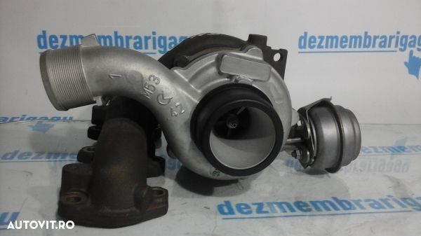TURBINA RECONDITIONATA Z19DTH - 1