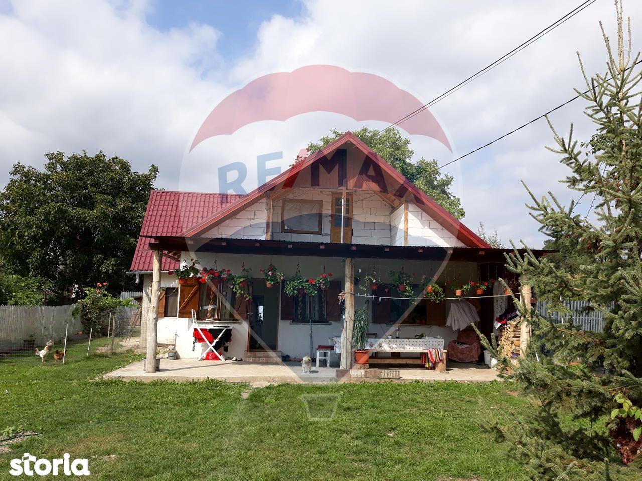 Casa de vanzare, Neamț (judet), Strada Plantelor - Foto 1