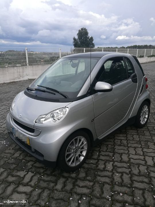 Smart ForTwo Coupe CDI - Passion - 2