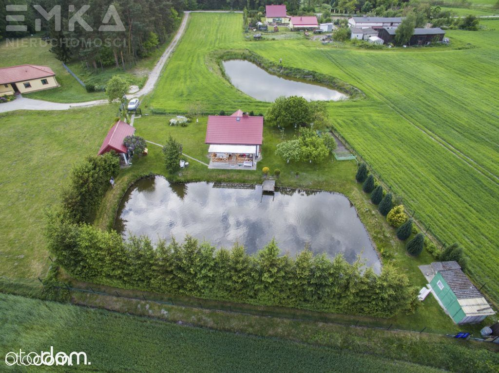 Dom na sprzedaż, Zarośle Cienkie, toruński, kujawsko-pomorskie - Foto 19