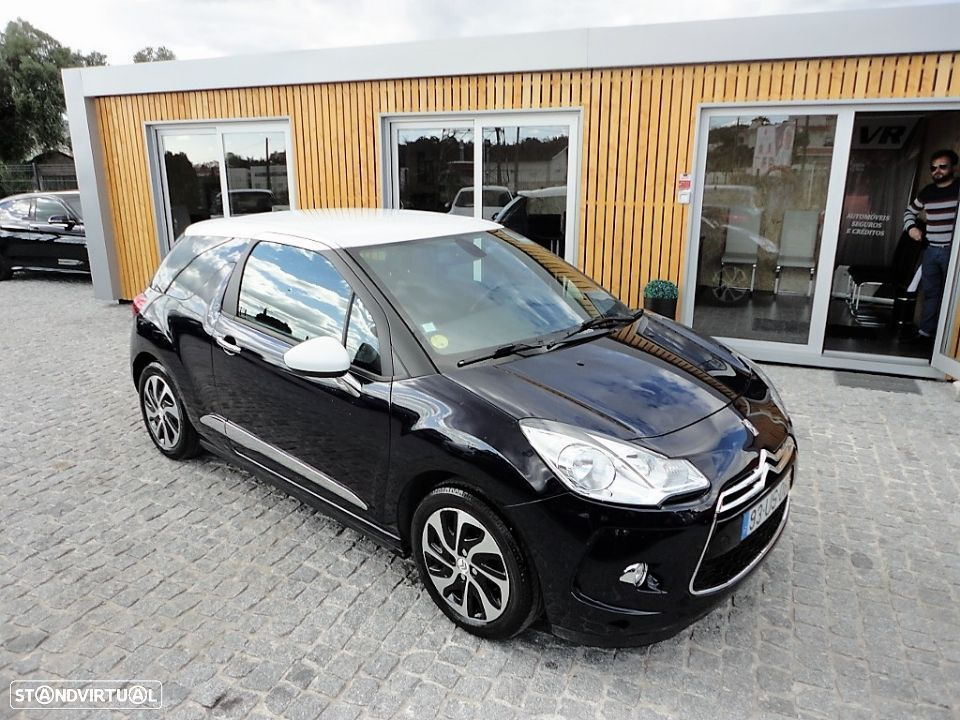 Citroën DS3 1.6 HDi Airdream Sport Chic - 5