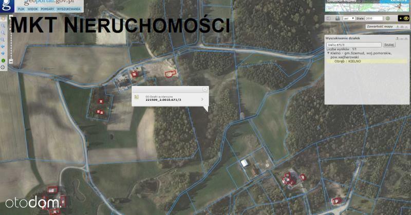 Działka na sprzedaż, Kielno, wejherowski, pomorskie - Foto 4