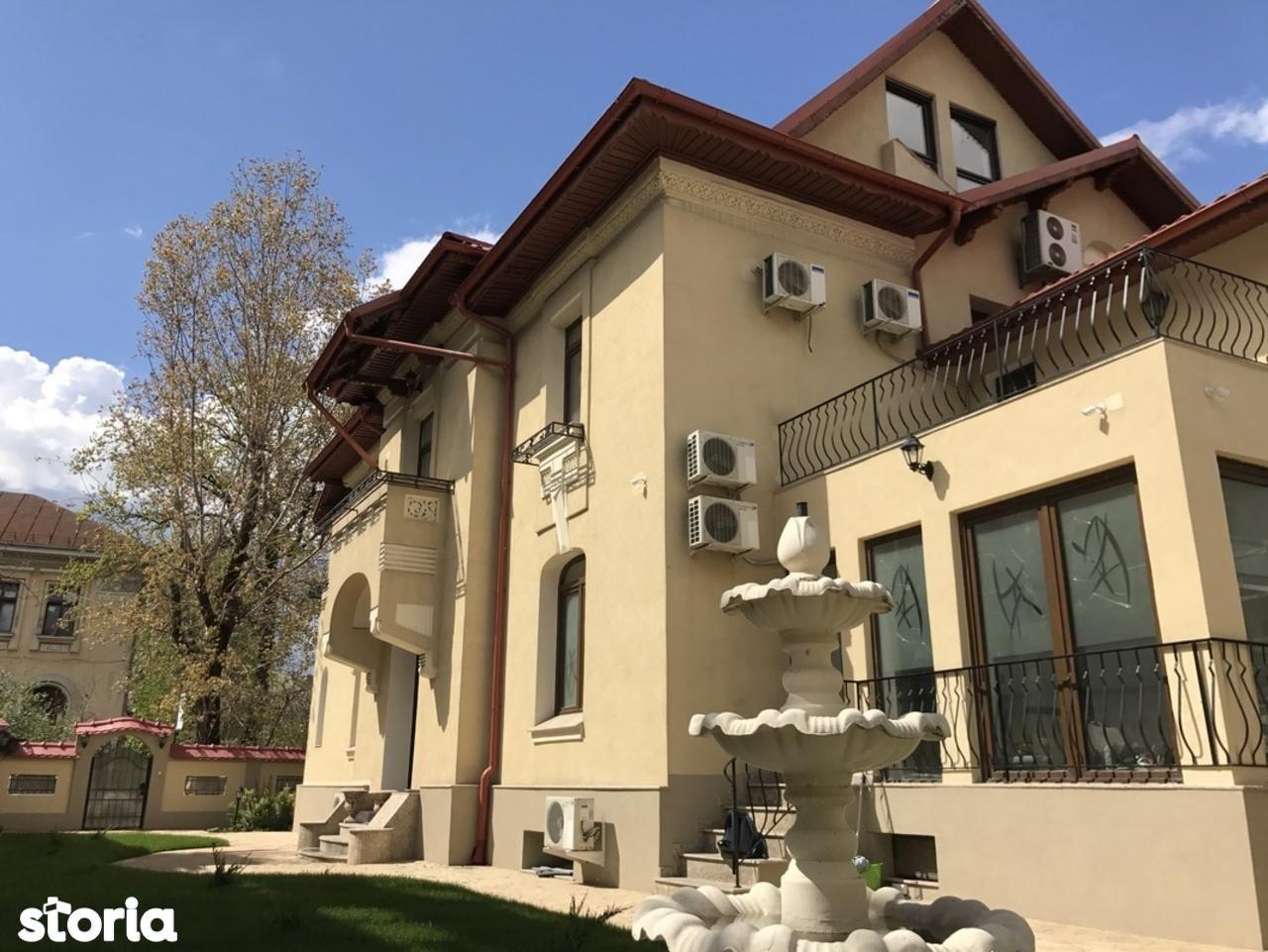 Casa de inchiriat, București (judet), Dorobanți - Foto 1