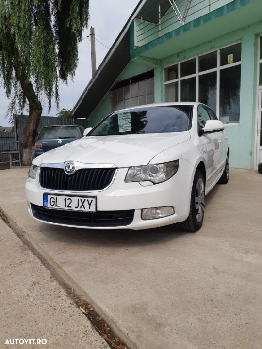 Škoda Superb II - 1