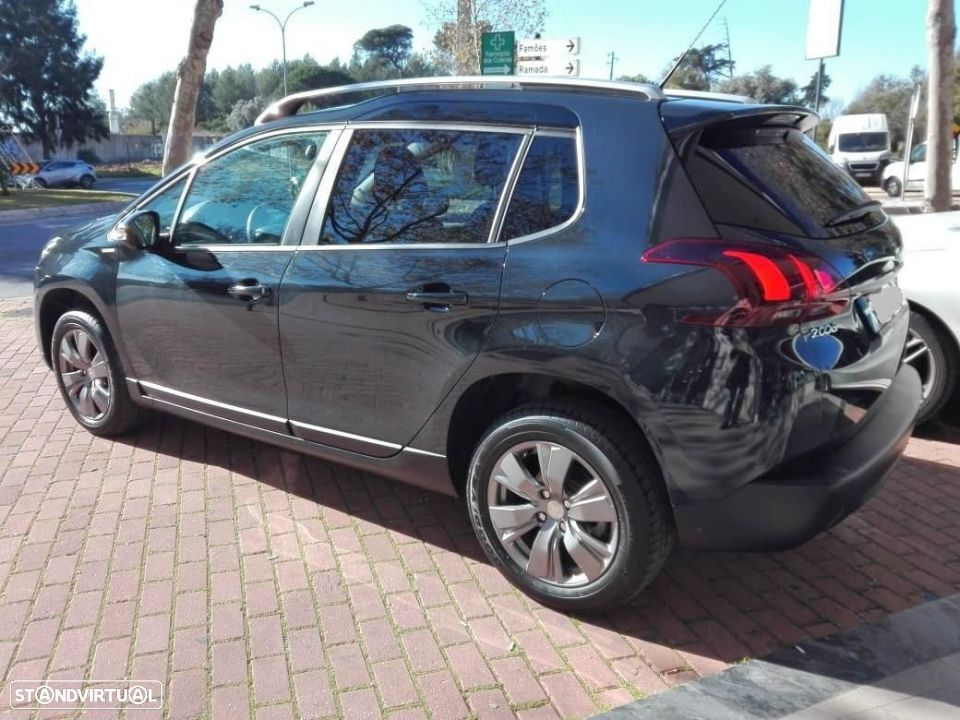 Peugeot 2008 Style 1.2 PureTech c/ Pack Visibilidade - 2