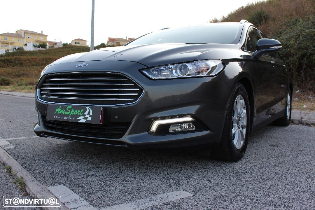 Ford Mondeo SW 1.5 TDCI ECONETIC BUSINESS - 8