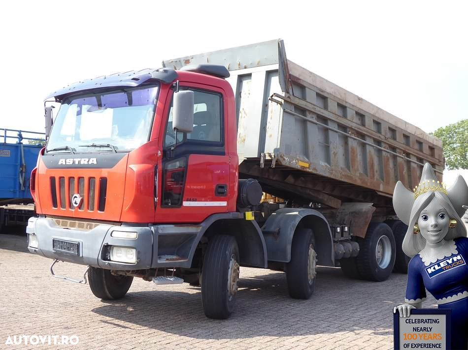 Iveco ASTRA HD 84.50 8X4 FULL STEEL - 1
