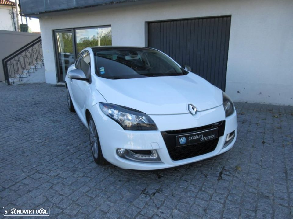 Renault Mégane Coupe 1.5 dCi GT Line SS - 10
