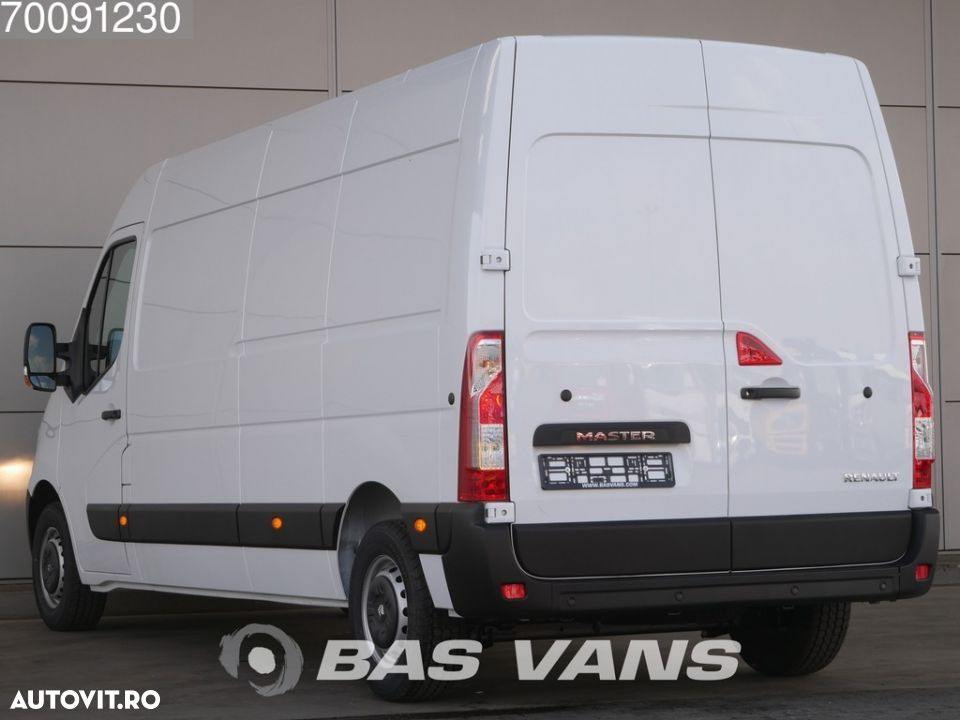 Renault Master DCI 130 3.5t L3H2 12m3 Airco Cruise - 2