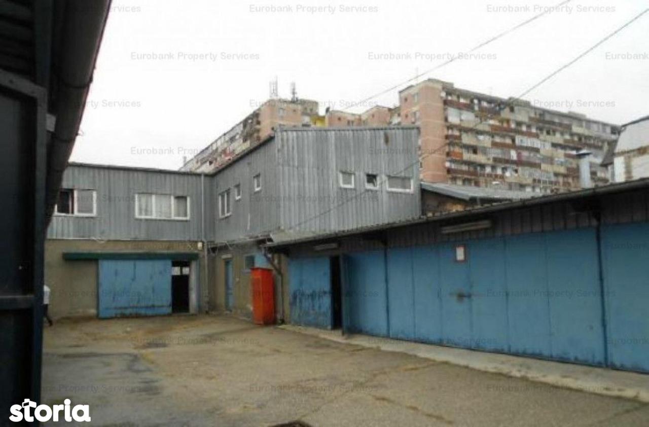 Depozit / Hala de vanzare, București (judet), Strada Teliu - Foto 2