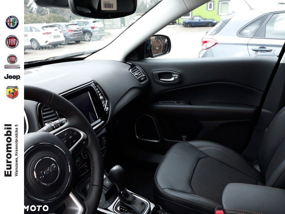 Jeep Compass Limited 1.4 170 km at9 4x4, 2019r. - 9
