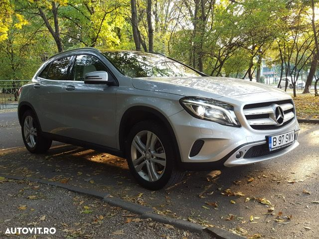 Mercedes-Benz GLA 250 - 3