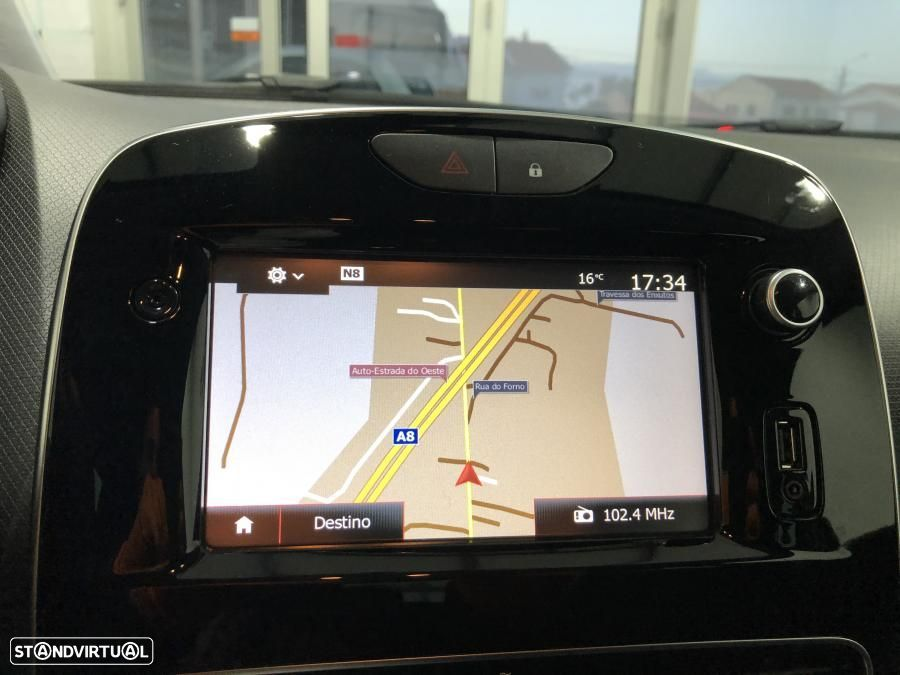 Renault Clio 0.9 TCe Limited GPS 90cv - 7