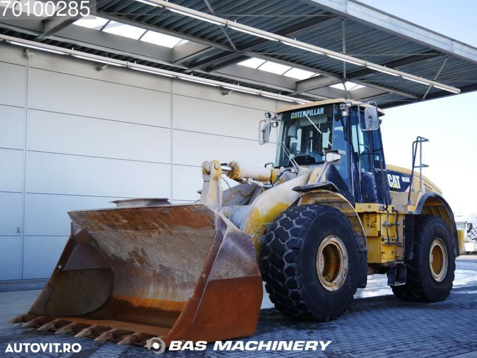 Caterpillar 966H Technical in good condition! - 1