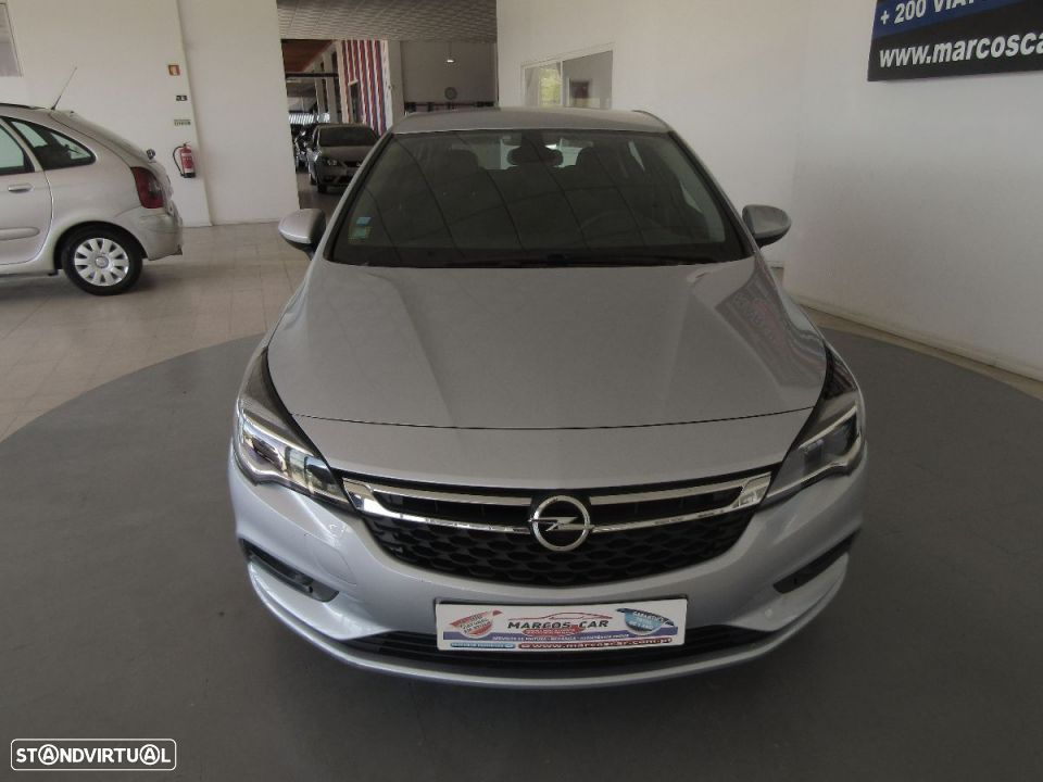 Opel Astra Edition Active - 2