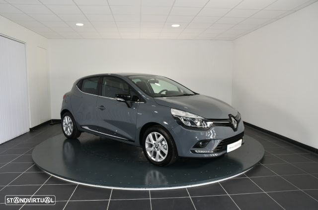 Renault Clio limited 1.5 dCi - 1