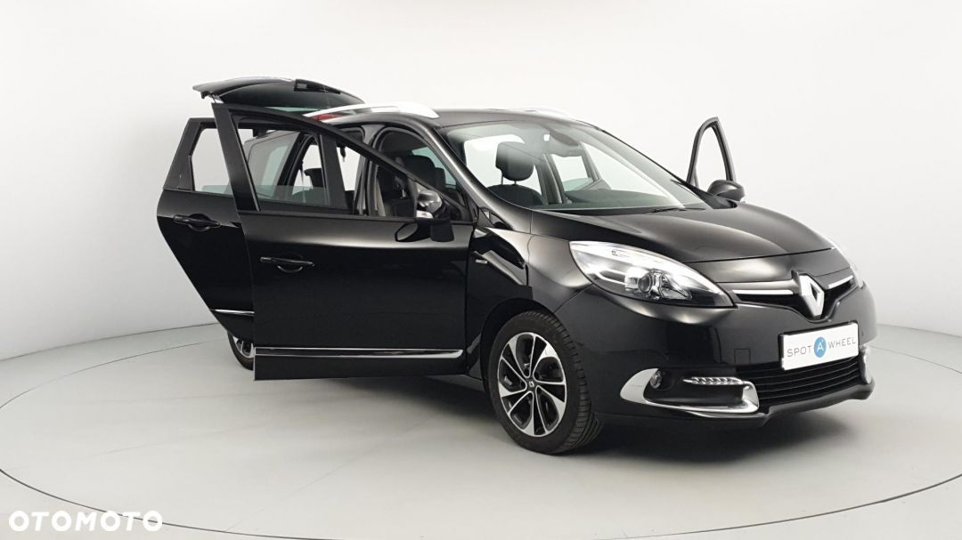 Renault Grand Scenic 1.5 dCi Automat FV23%, system Bose, tempomat - 19