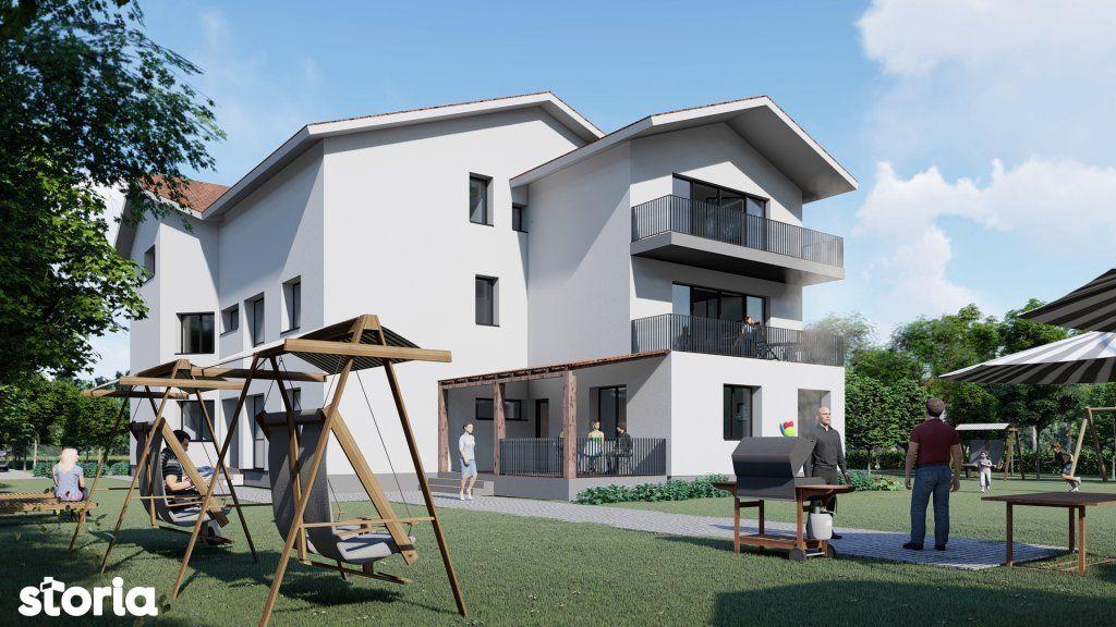 Apartament de vanzare, Brașov (judet), Bartolomeu Nord - Foto 10