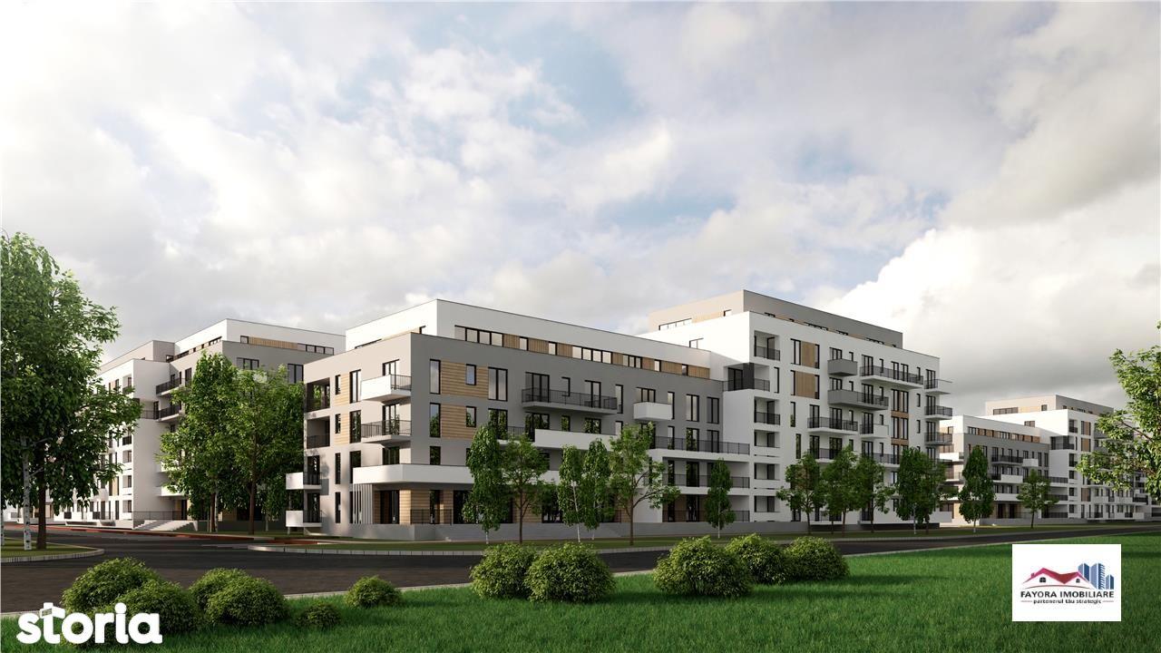 Apartament de vanzare, Mureș (judet), Strada Băneasa - Foto 1