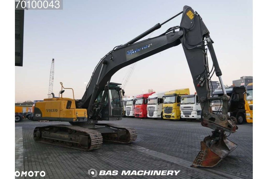 Volvo EC240C NL Nice and clean condition  Volvo Ec240c NL Nice and clean condition - 3