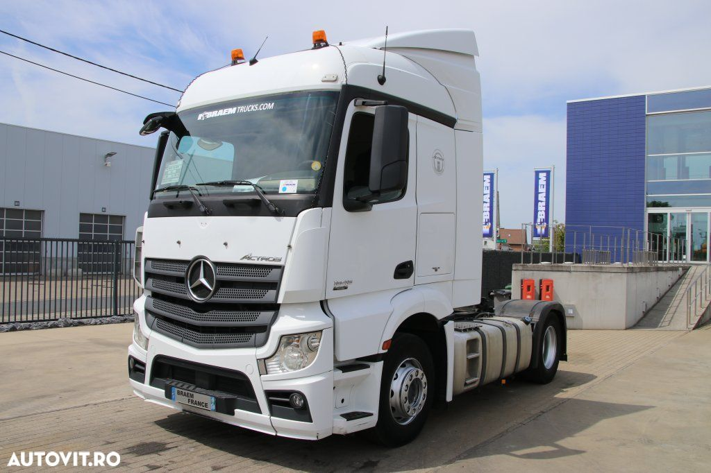 Mercedes-Benz ACTROS 1845 LS - MP4 - EURO 5 - 2