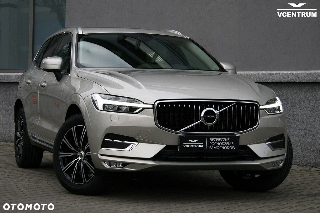 Volvo XC 60 D4 AWD 190KM Inscription - 1