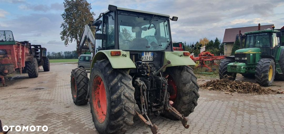 Claas Celtis 446 Tur Mailleux Renault Ares Ceres - 9