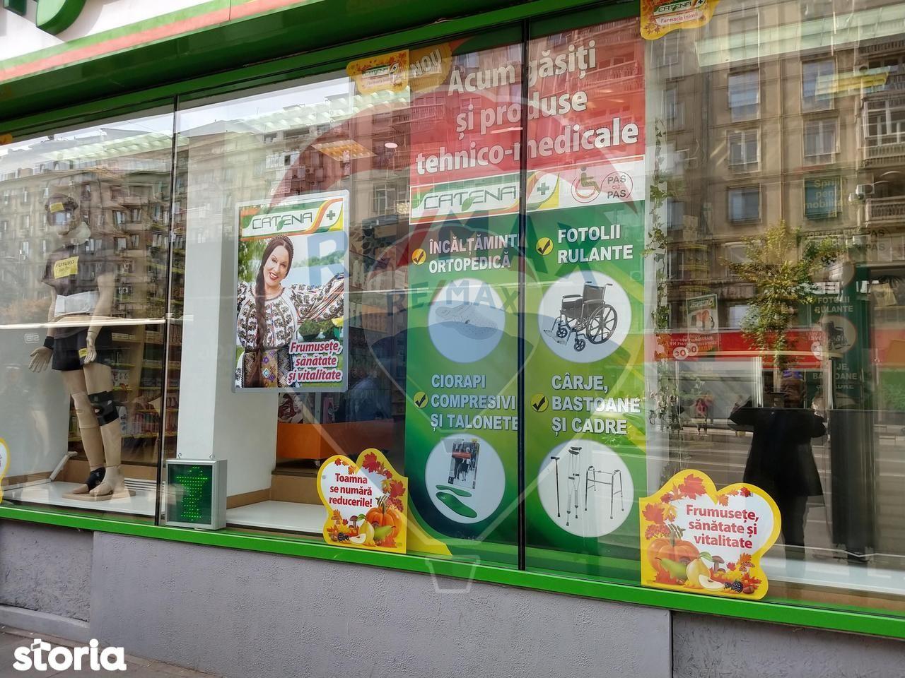 Spatiu Comercial de inchiriat, București (judet), Strada Biserica Amzei - Foto 7
