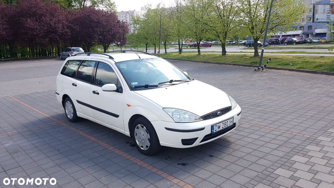 Ford Focus 1.6 100KM 74kW - 4