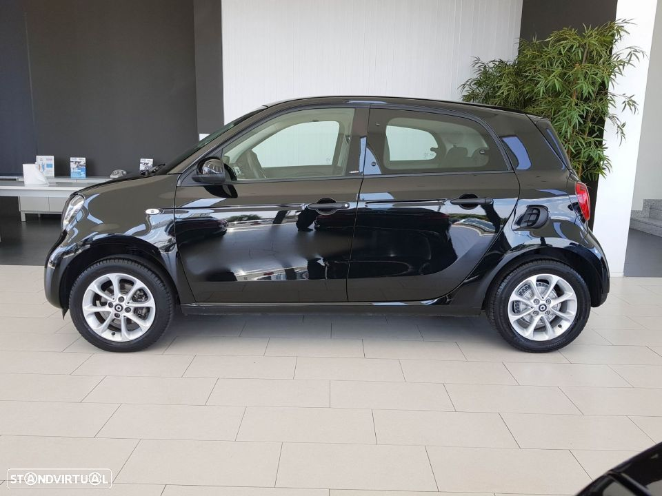 Smart ForFour 1.0 Passion - 3