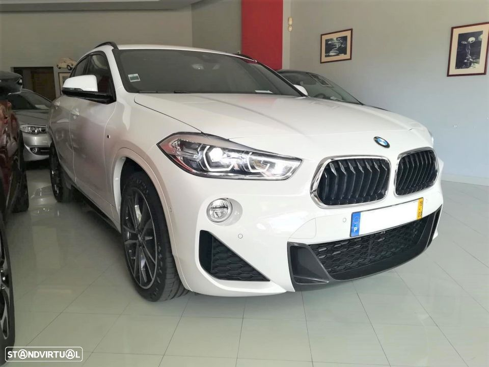 BMW X2 sDrive 16d Advantage Cx Auto Pack M - 1