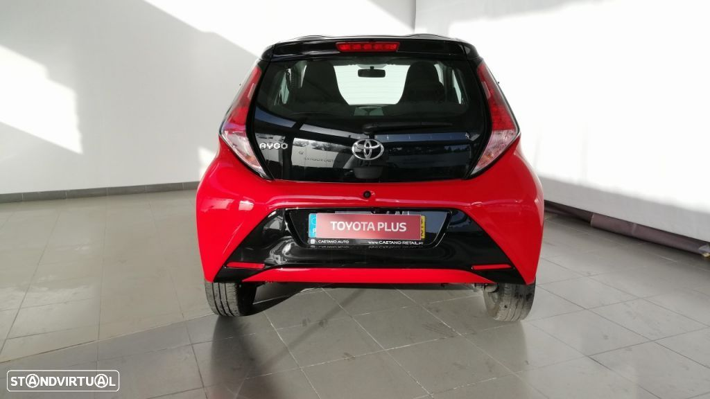 Toyota Aygo 5P 1.0 x-play + A+ x-touch - 8
