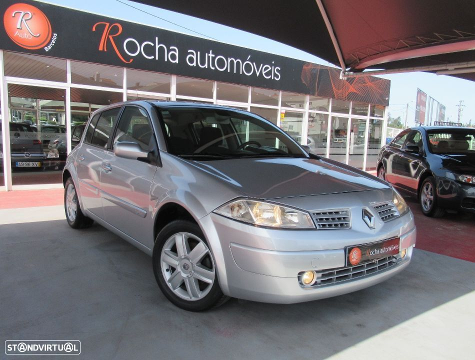 Renault Mégane 1.5 Dci C. Authentique Impecável - 1