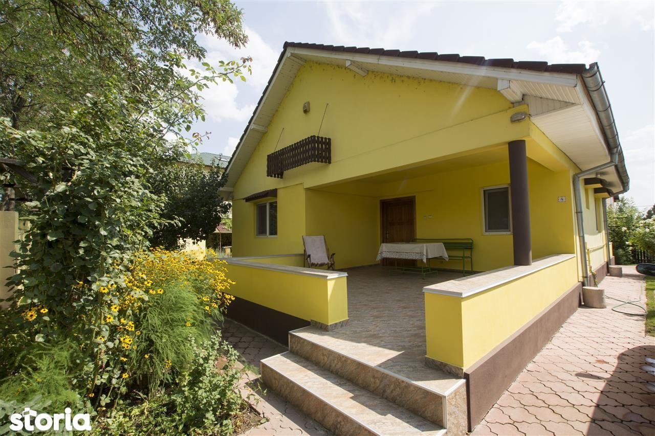 Casa de vanzare, Ilfov (judet), Strada Primăverii - Foto 1