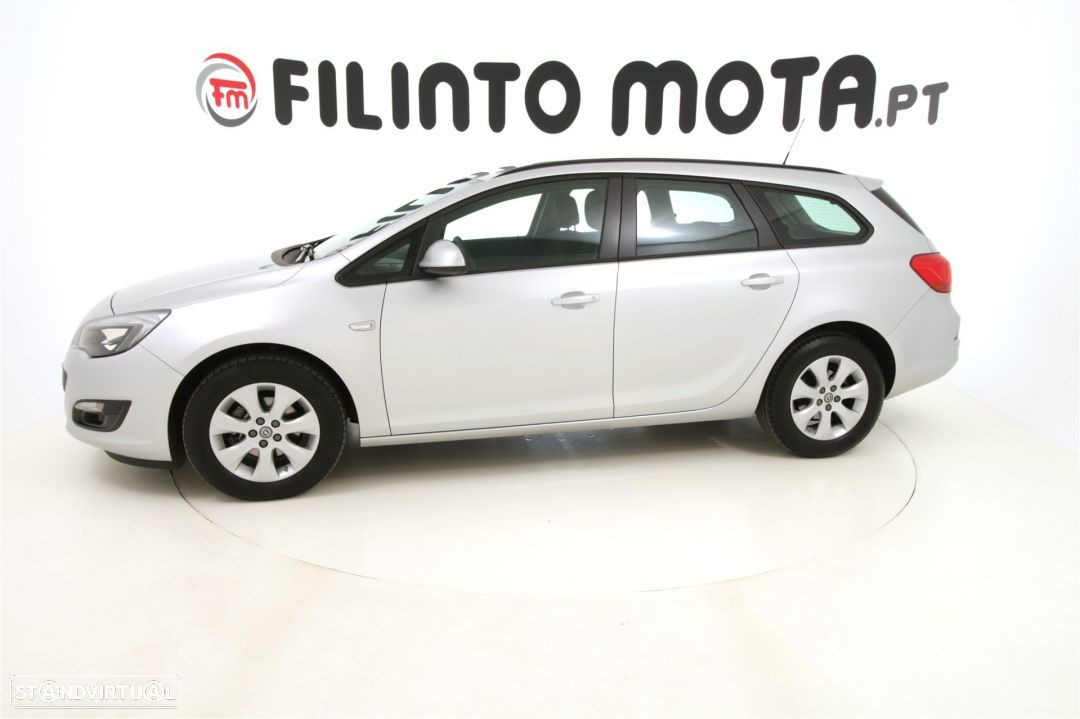 Opel Astra Sports Tourer 1.3 CDTi Selection S/S - 20