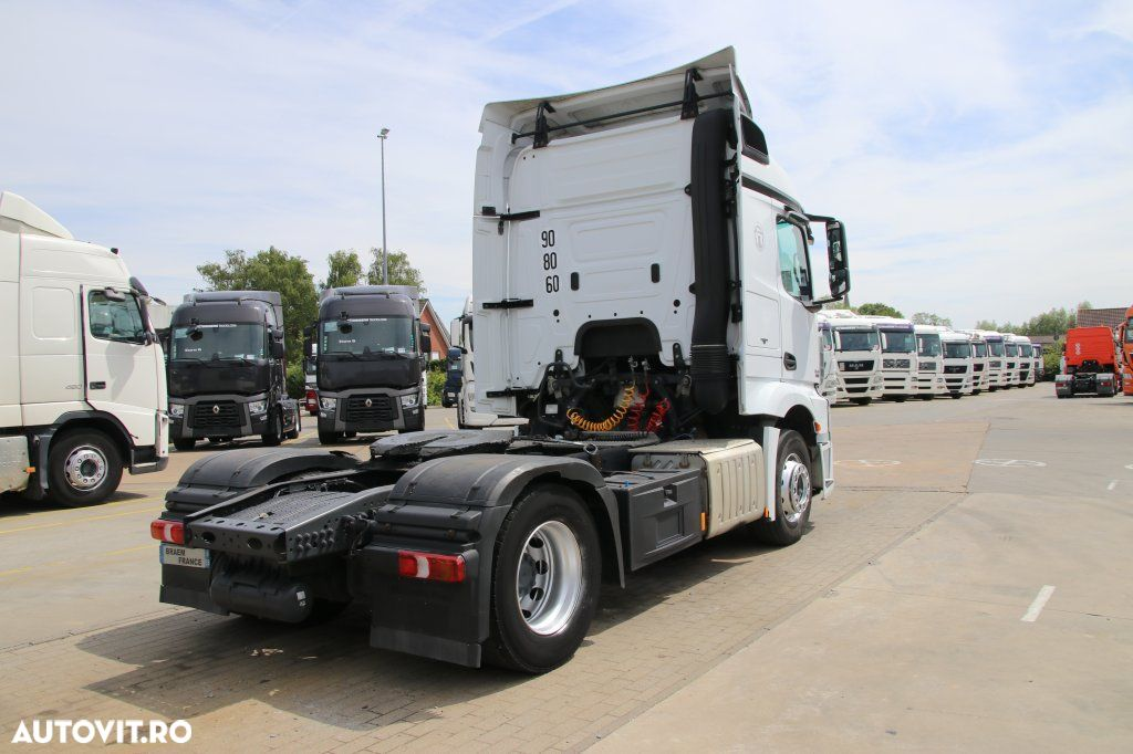 Mercedes-Benz ACTROS 1845 LS - MP4 - EURO 5 - 4