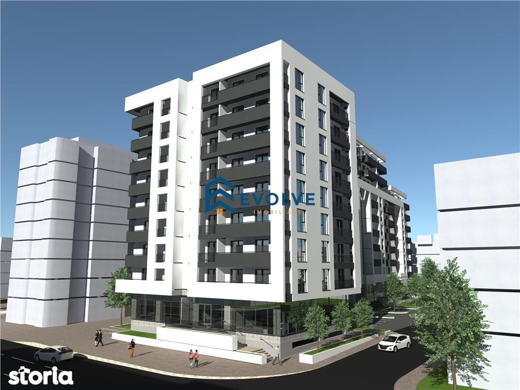 Apartament de vanzare, Iași (judet), Strada Străpungerea Silvestru - Foto 4